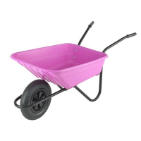 Funky and Formidable 90L Wheelbarrow