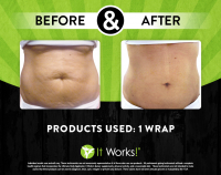 It Works Wraps - £25 each or £45 for two