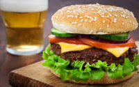 Burger & A Pint For £10
