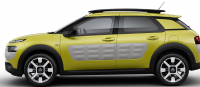CITROEN C4 CACTUS FROM JUST £124.99 PER MONTH