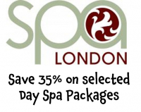 Save 35% on selected Day Spa Packages @spalondon