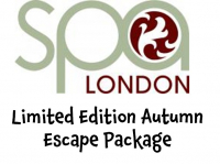 Limited Edition Autumn Escape Package @spalondon