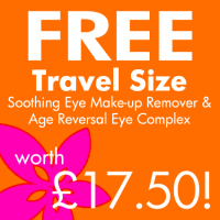 FREE Travel Size Goodies worth £17.50!!