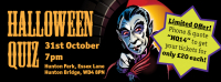 Halloween Quiz at Hunton Park - Limited Offer