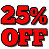 25% Off all PT Sessions in October