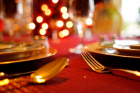 CHRISTMAS PARTY MENU THREE COURSE £35.00