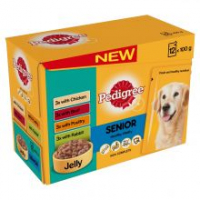Pedigree Pouch Dog Food just £3