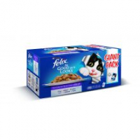 Felix Pouch Food - save £5