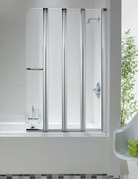 4 fold bath screen only £100 usually £305