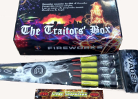 The Traitor's Box - RRP £71 - Thebestof Manchester price £49.99! Saving £21!