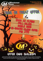 Trick or Treat Offer!!