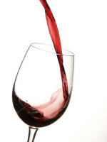Buy 2 large glasses of wine & get the rest of the bottle for free!*