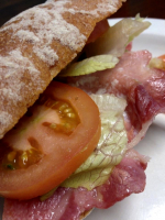 Bacon Ciabatta Deal..