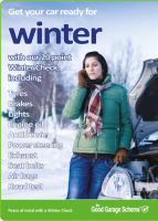 FREE Winter Checks At 1st Class Motors! Now Available!