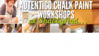 Autentico Chalk Paint Workshop