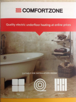 Great offer on underfloor heating