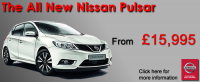 The All New Nissan Pulsar  - From 15,995