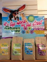 Natures Way dog food £2 off 2kg bags