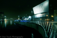 Salford Quays & Media City Night Photography Workshop