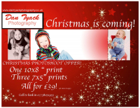 Christmas Photoshoot & Print Offer- £39
