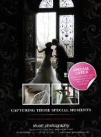 10% off your Wedding Photography