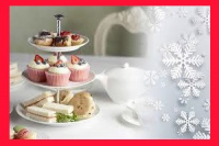 Winter Afternoon Tea at The Wroxeter Hotel - just £14 for 2 people