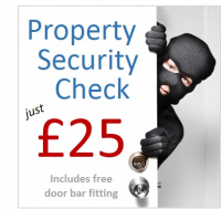 Property Security Check for just £25