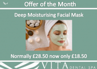 Deep Moisturising Facial Mask