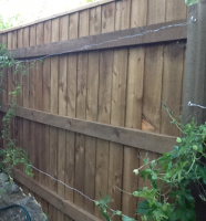 10% Off Feather Edge Fencing!
