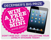 WIN An IPad mini at Oswestry Tandoori