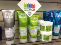 Free Bedhead Treatment with every Bedhead Shampoo and Conditioner