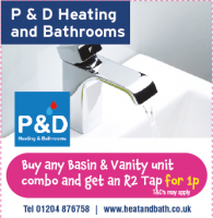 Buy any basin & vanity unit combo and get an R2 tap for 1p!