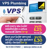 Have your boiler serviced and get a 2nd appliance safety checked for only 1p!