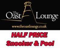 Half Price Snooker & Pool - Tuesdays