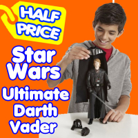 Half Priced Darth Vader