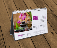 Special Offer on 2015 Desk Calendars