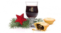 Mulled Wine Hammam Body Scrub With A FREE Mince Pie For only £20