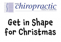 Get in shape for Christmas - Initial Consultation & Examination £37 – normally £65