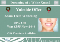 20% Off Zoom Tooth Whitening