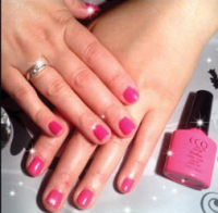 Deluxe Shellac Manicure £15