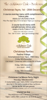 Christmas Fayre at The Wildmoor Oak