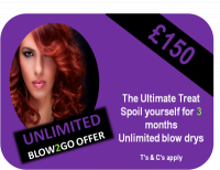 Unlimited Blow Dry's