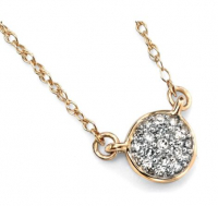 Win a gold pendant in time for Christmas