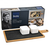 Half price James Martin Slate Paddle Set