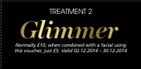 The 12 Treatments of Christmas - Treatment 2 - Glimmer