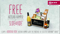 FREE Artisan Hamper with selected Neff Ovens!