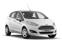 FORD FIESTA HATCHBACK for £62.49 per month!