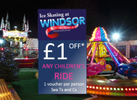 £1 off any children's ride
