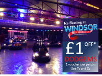 £1 off Dodgems