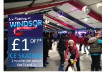 £1 Off Ice Skating